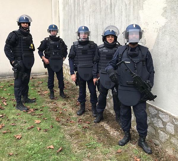 gendarmes ; Vendôme ; Mondoubleau