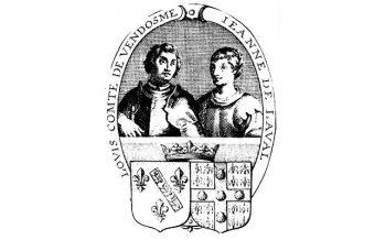 Un chevalier anglais comte de Vendôme