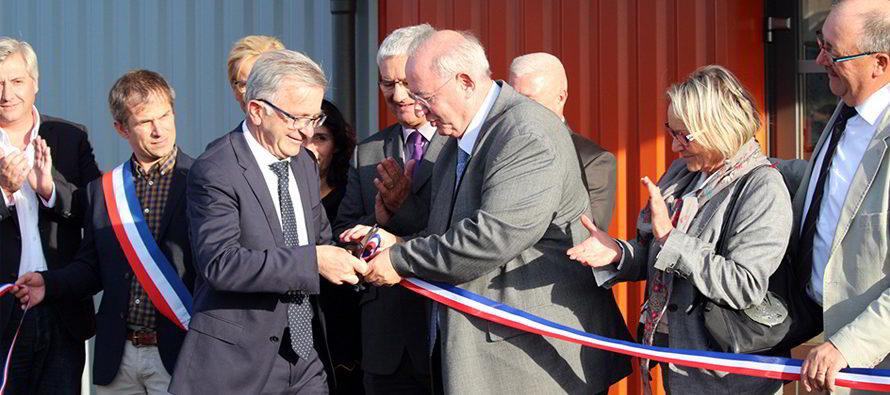 Prestigieuse inauguration pour la MFR