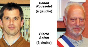 Deux nouveaux maires élus