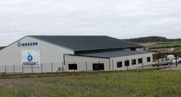 Nouveau bâtiment pour Isoscop
