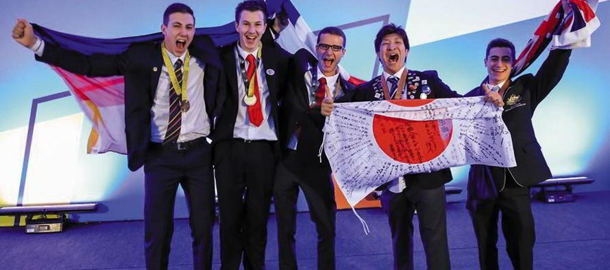 Nos jeunes talents Loir-et-Chériens médaillés au Brésil