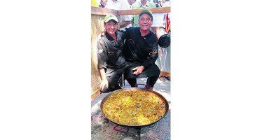 56e concours international de paella valenciana à Valence