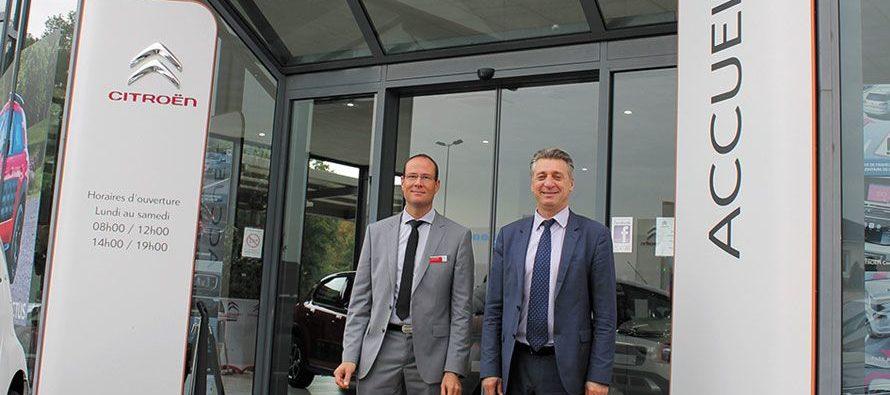 Nouveau directeur chez Citroën