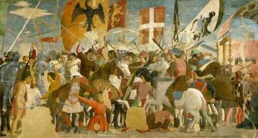 Piero Della Francesca, Peintre