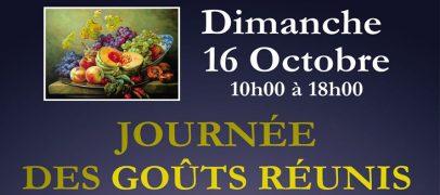 Journée festive et gourmande chez Ronsard : dimanche 16 octobre 2016