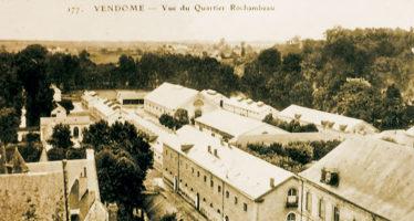 1918-1919, quand Vendôme recevait les Américains