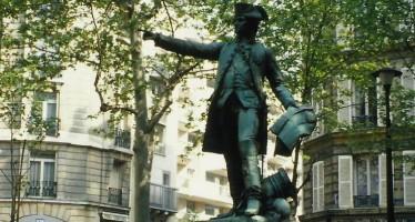 Le Maréchal de Rochambeau : Quand Paris inaugure également sa statue