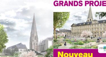Rochambeau: en amont des travaux