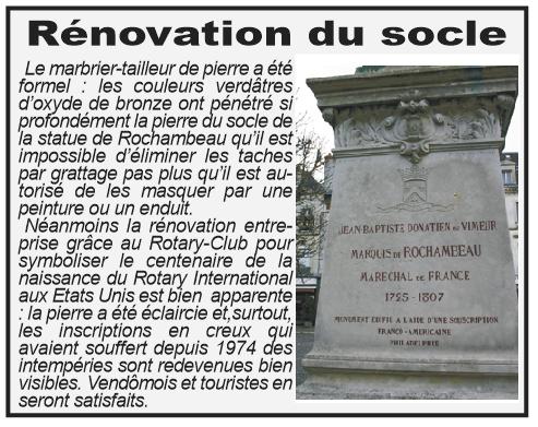 Maréchal de Rochambeau