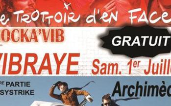 Rocka'Vib, un festival pour démarrer l'été à Vibraye