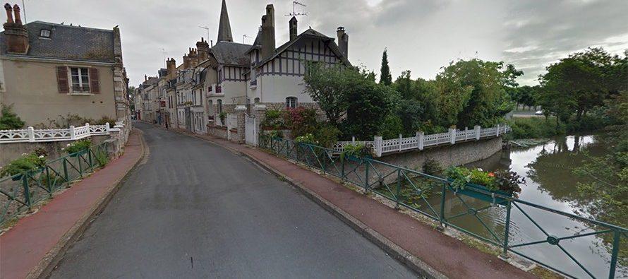 La rue St Bié