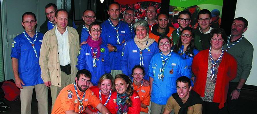 Ça commence FORT pour les Scouts de France!