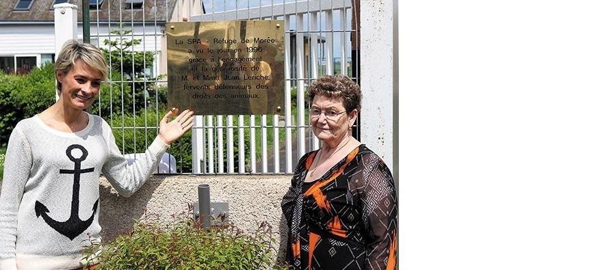 SPA de Morée : Hommage à Jean Leriche
