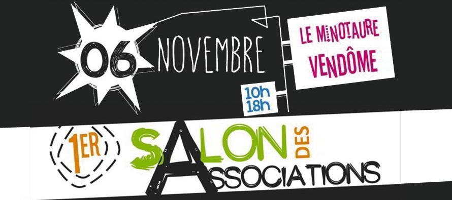 1er salon des associations le petit vendomois - Salon des associations ...