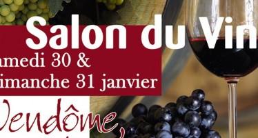 Samedi 30 et dimanche 31 janvier Toujours plus de saveurs au SALON DES VINS à VENDÔME