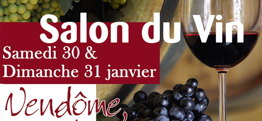Salon du vin le petit vendomois for Salon du vin champerret