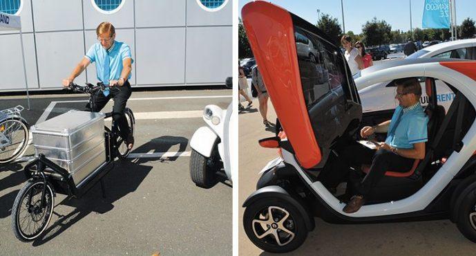 Le 3e salon de la mobilité électrique lance le programme d'installation de bornes
