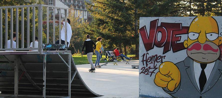 « Skater , c'est la liberté !»