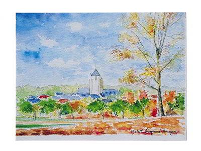St-Leonard-en-Beauce-a-l'automne