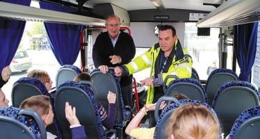 Transport Attitude dans les transports scolaires