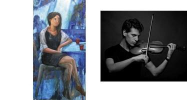 INEDIT !: Quand Musique et Peinture se rassemblent…
