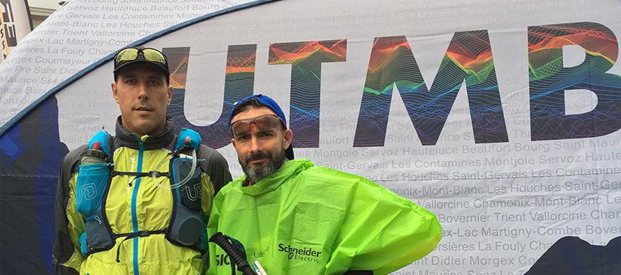Le défi de l'Ultra Trail du Mont Blanc