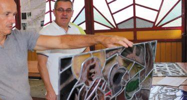 Les vitraux, lumière des églises et autres joyaux du patrimoine bâti