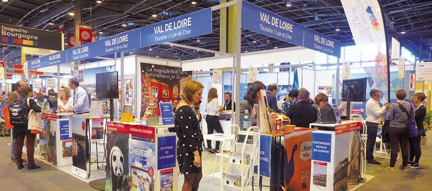 Le Val de Loire en force au salon international du tourisme