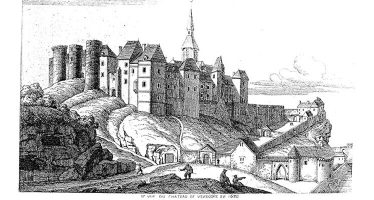 Le passage de Louis XIII à Vendôme