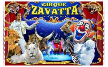 Le cirque Nicolas Zavatta Douchet à Vendôme !