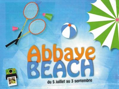 Abbaye beach