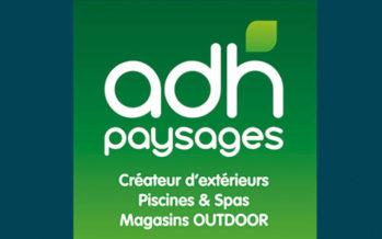 ADH Paysages s'invite au pied du sapin…