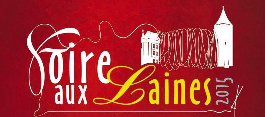 Foire aux laines Châteaudun – Les 3, 4 et 5 juillet 2015