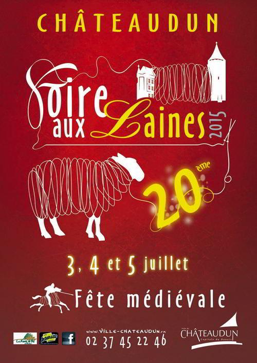 affiche-chateaudun-foire-aux-laines
