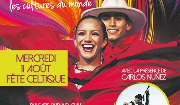 Festival de Montoire du 10 au 15 août