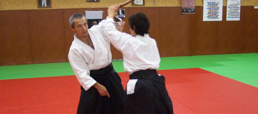 Découvrir l'Aïkido à Montoire
