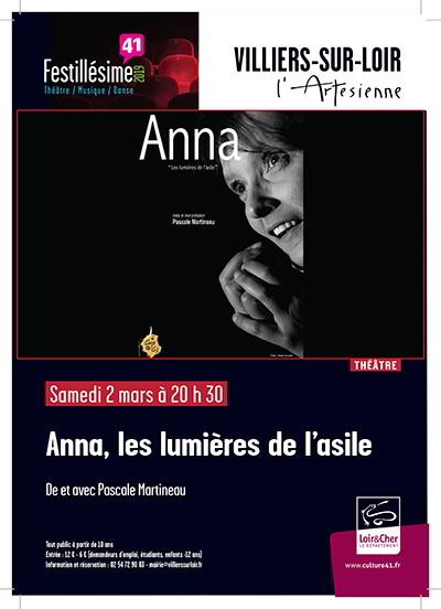 Pascale Martineau ; Anna