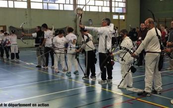 Pari réussi pour l'Archer Club Vendômois