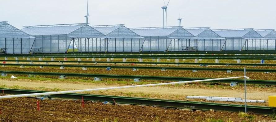 Exclusivité européenne en recherche agricole à Ouzouer-Le-Marché