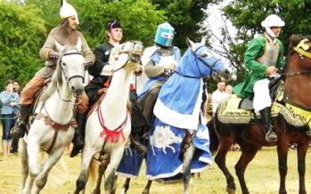 Arville à l'heure médiévale