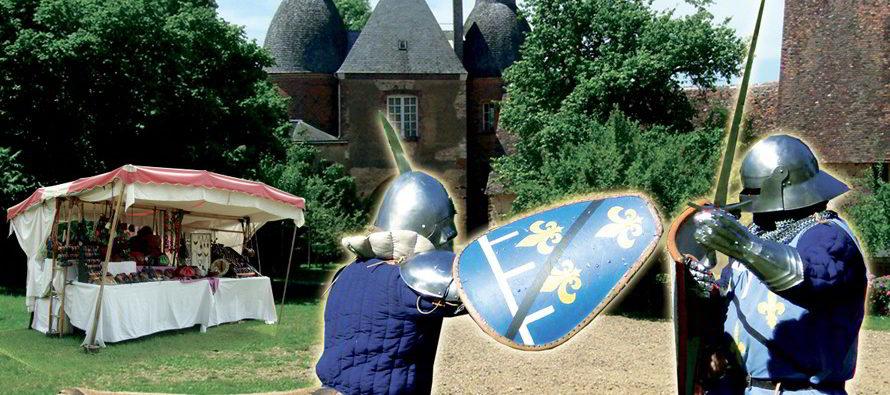 Le Moyen Âge à la Commanderie