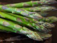 Recette d'asperges vertes