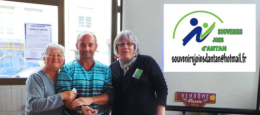 Association «Souvenirs, Joies d'antan», main dans la main pour les patients !