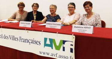 L'AVF en congrès dans la cité phocéenne