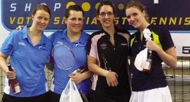 Badminton : Un tournoi bien rodé