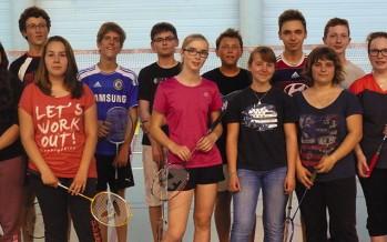 Badminton :  Coupes et Trophées pour finir