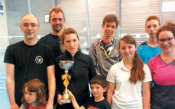 Badminton : le retour en régional