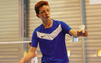 Badminton : Trois Vice Champions…