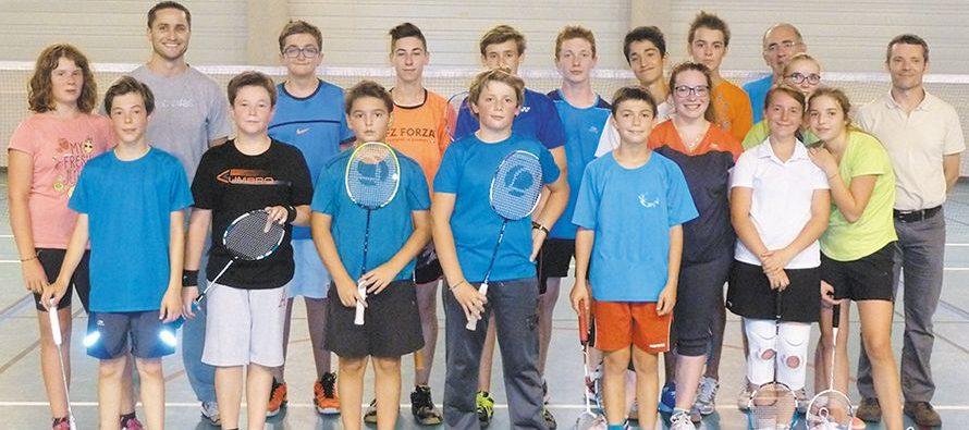 Badminton : C'est reparti pour «Les Fous du Volant Vendômois»